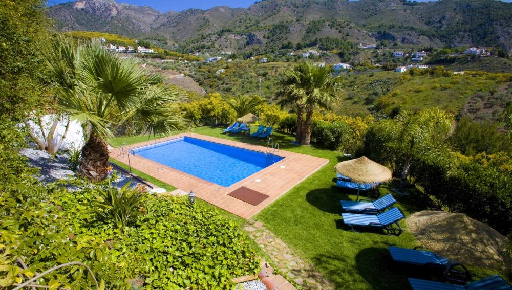 cfedc460fff4f Casas para disfrutar de las mejores piscinas naturales