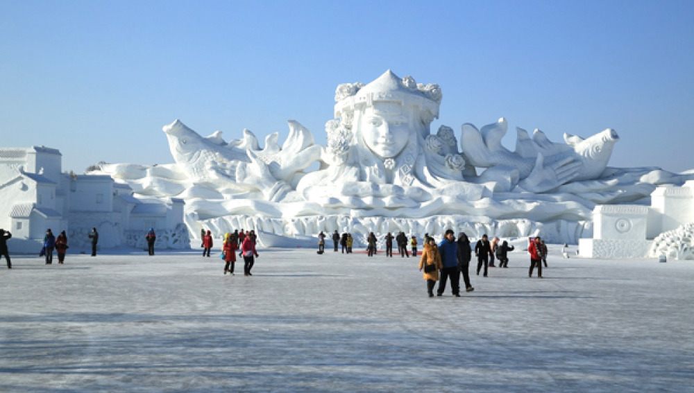 Festival Internacional de Hielo y Nieve de Harbin