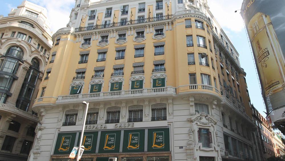 Hotel CR7 Madrid