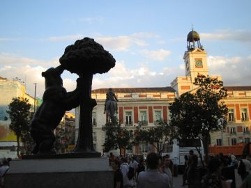 El Oso y el Madroño. Puerta del Sol