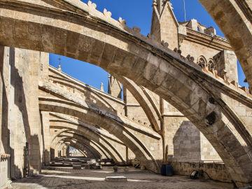 Terrazas Catedral de Mallorca