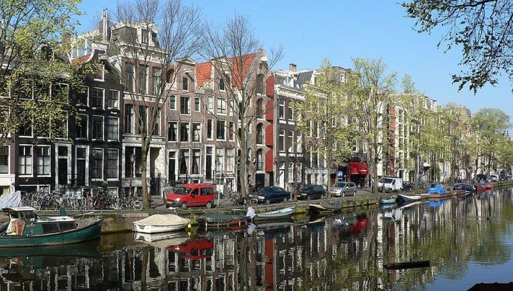 Amsterdam. Ciudad Dog Friendly