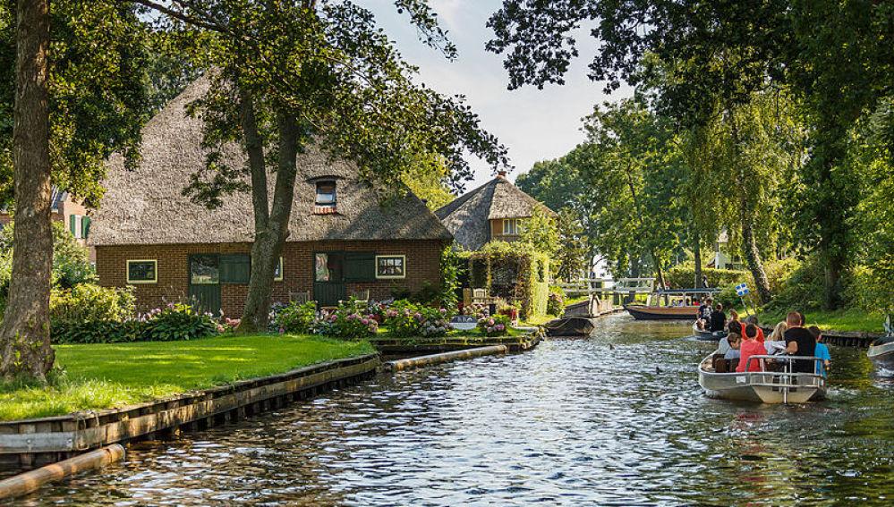Giethoorn, Países bajos