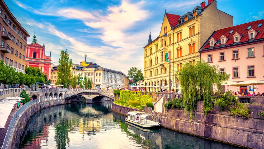 Tour de Liubliana al completo