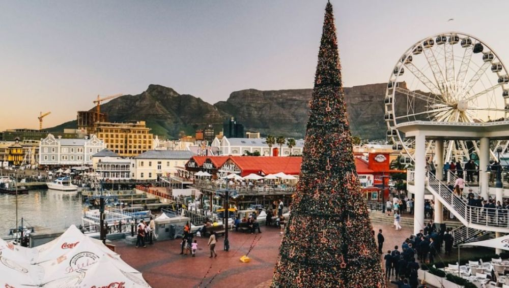 Foto V&A Waterfront Ciudad del Cabo