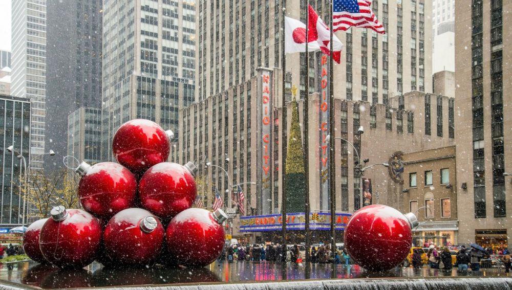 Destinos de cine en Navidad