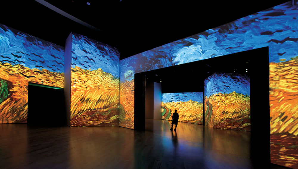 Van Gogh Alive - The Experiencie