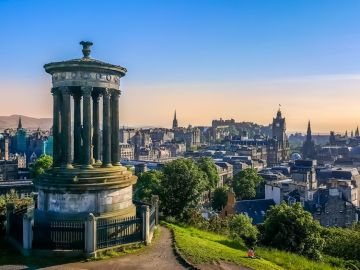 Otlander. Escocia
