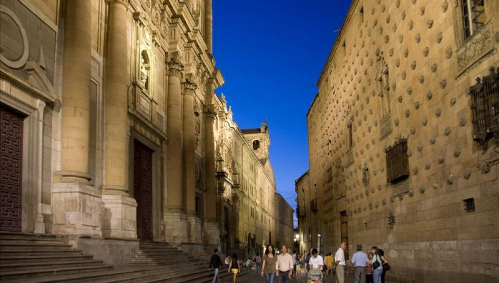 Salamanca capital