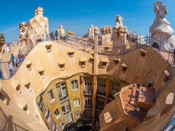 Gaudí en Barcelona