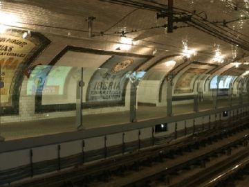 Estación de Chamberí
