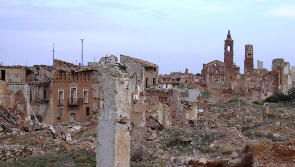 Lugares embrujados de España