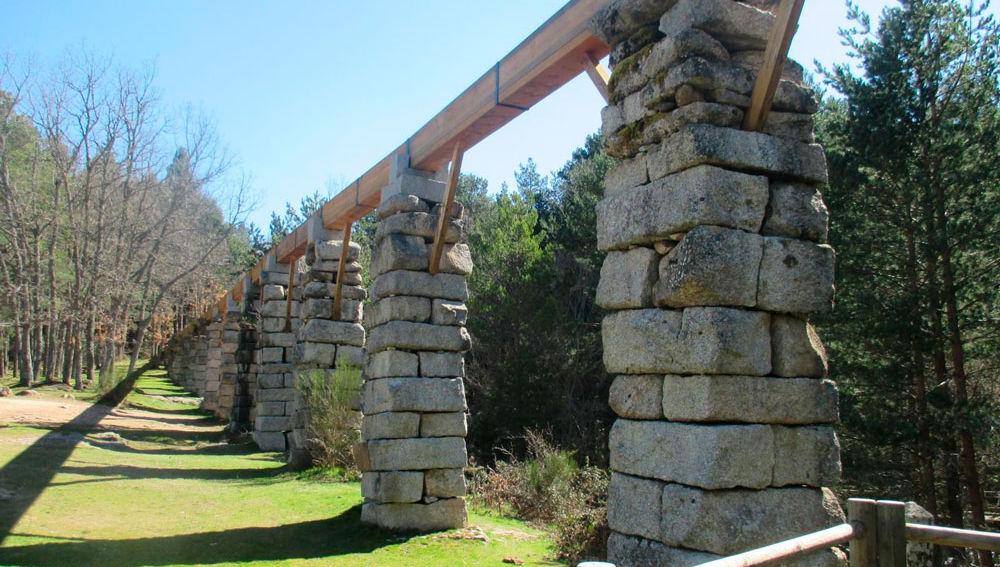 El segundo acueducto de Segovia