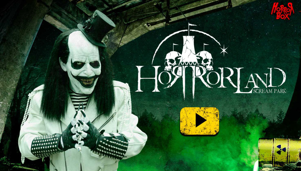 Horrorland, el primer scream park de España