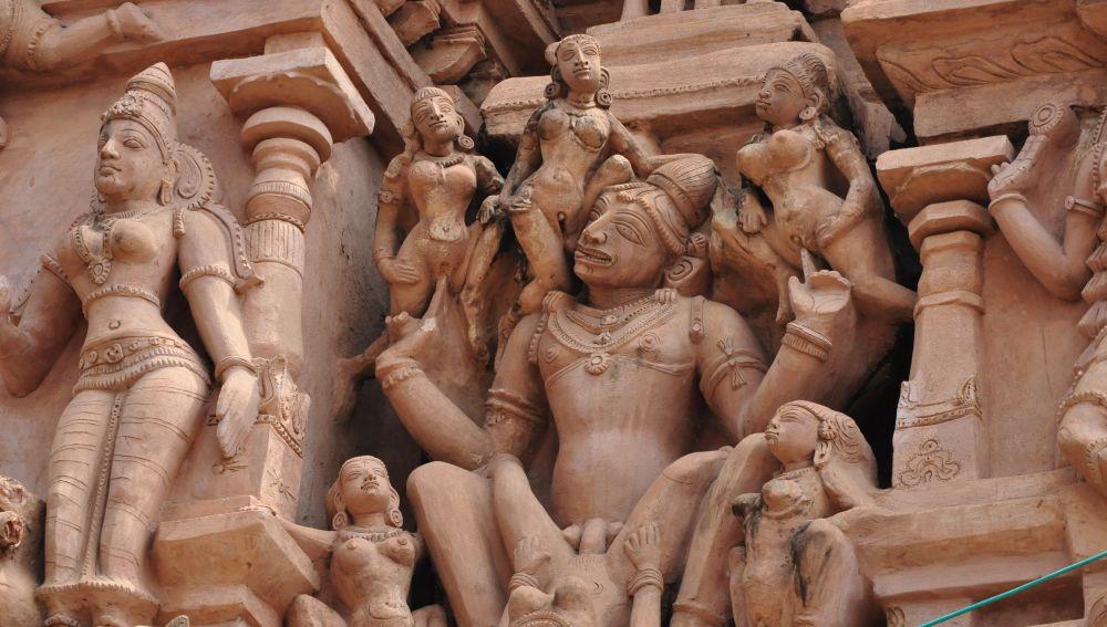 Una ruta por los templos sexuales de India