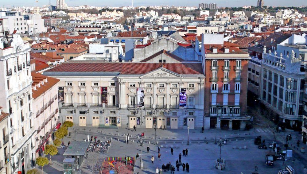 Teatro Español, Plaza de Santa Ana, Madrid