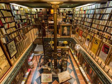 Las Librerías más antiguas