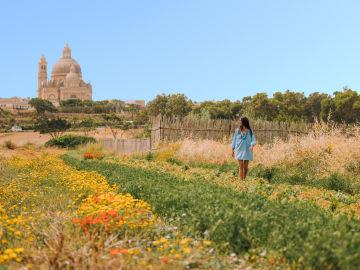 Basílica Ta' Pinu. Gozo