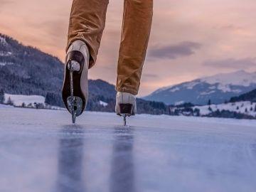 Patinar sobre hielo en Europa